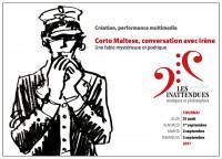 Corto maltese conversation avec irene