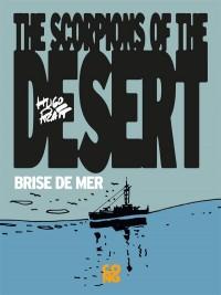 copertina del volume 4 dell'eBook in lingua inglese de Gli Scorpioni del deserto