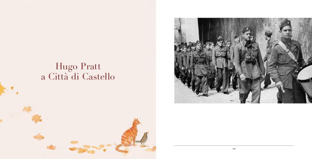 Pratt e Corto a Venezia estratto catalgo 1