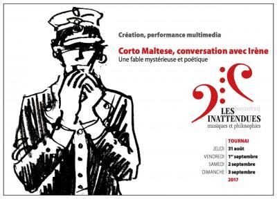Corto Maltese, conversation avec Irène