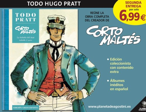 Todo el arte de Hugo Pratt