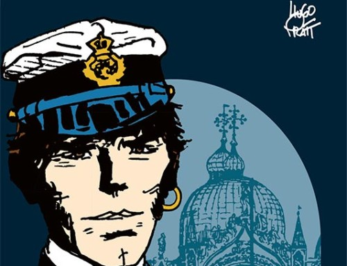 Der Venedigführer – Hugo Pratt