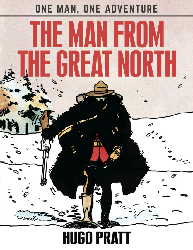 The Man From the Great North (Jesuit Joe)