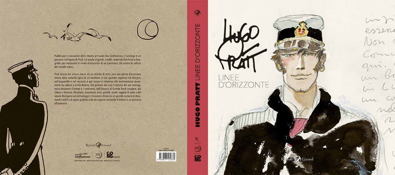 Hugo Pratt – Linee D'orizzonte