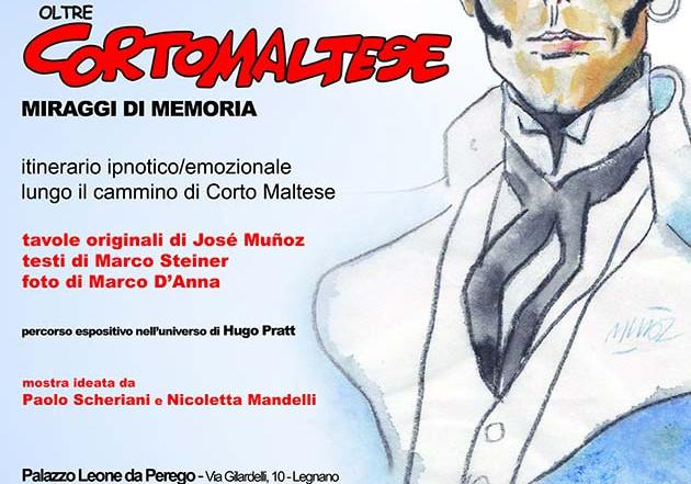 Oltre Corto Maltese - Miraggi di Memoria