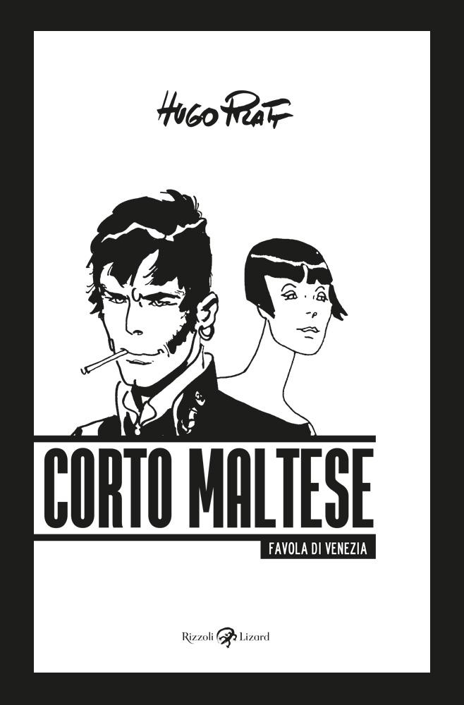 Corto Maltese 2018 VENEZIANISCHE LEGENDE