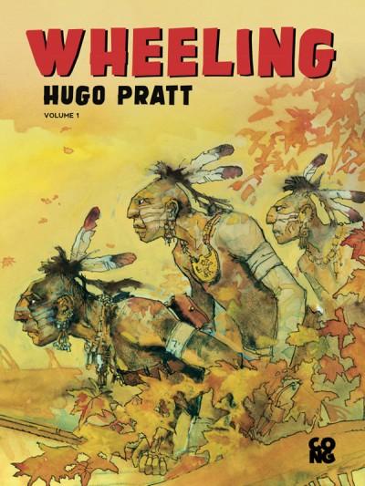 copertina del volume 1 dell'eBook in lingua inglese de Wheeling