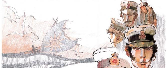 Disegno de La ballata del mare salato