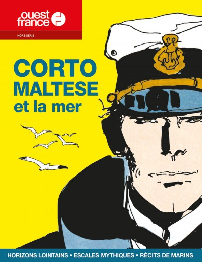 Corto Maltese and the sea - Ouest France