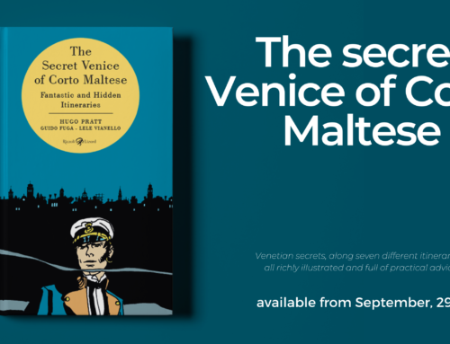 The Secret Venice of Corto Maltese, an untourist guide