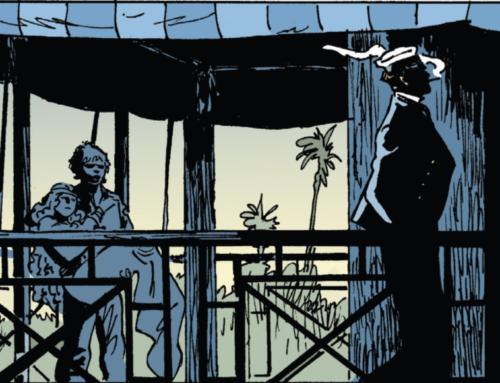 """""""O Dia de Tarowean"""" traz as novas aventuras de Corto Maltese."""