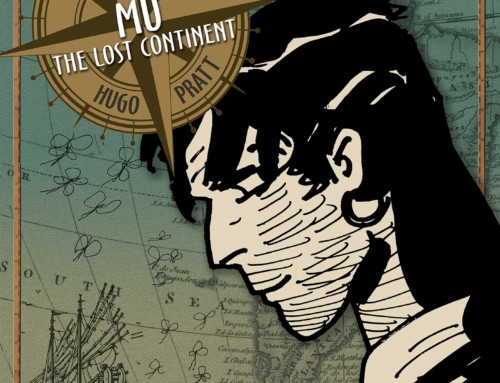 Corto Maltese –  Mu, The Lost Continent