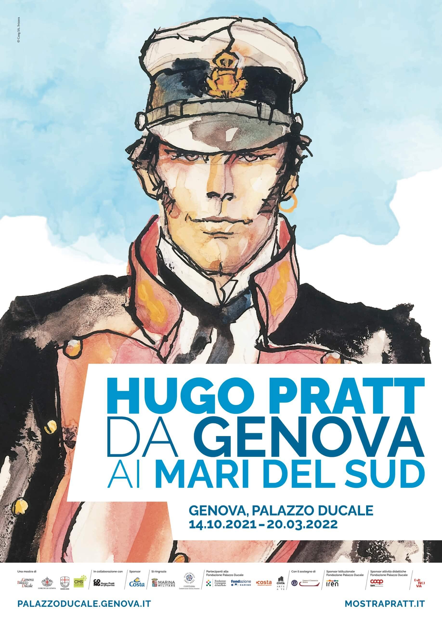 Hugo Pratt Genova