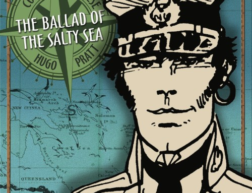 Corto Maltese – Ballad of the Salt Sea
