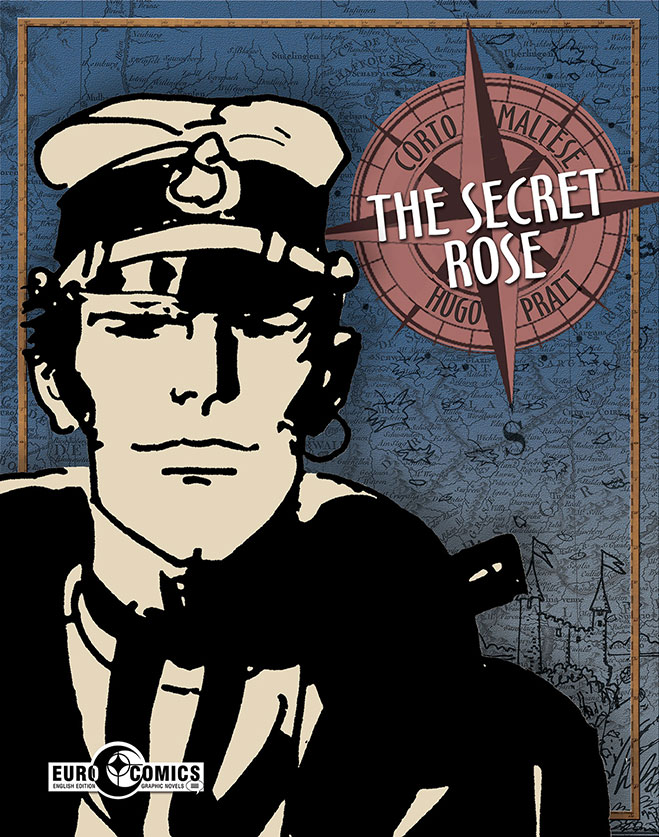 Corto Maltese - The Secret Rose IDW