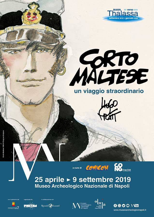 Corto Maltese, An Extraordinary Journey