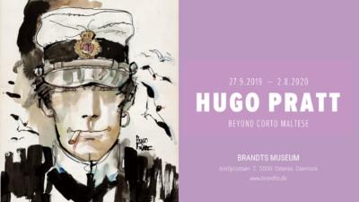 Hugo Pratt beyond Corto Maltese