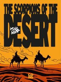 copertina del volume 1 dell'eBook in lingua inglese de Gli Scorpioni del deserto