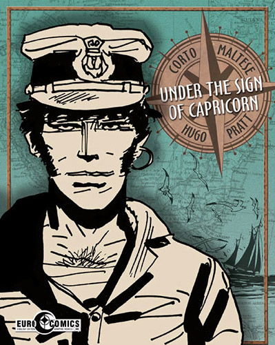 Corto Maltese - Under the Sign of Capricorn