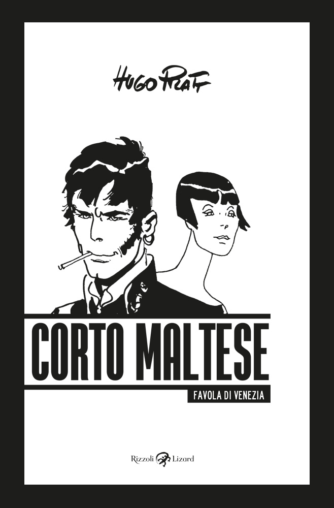 CORTO MALTESE - FABLE OF VENICE