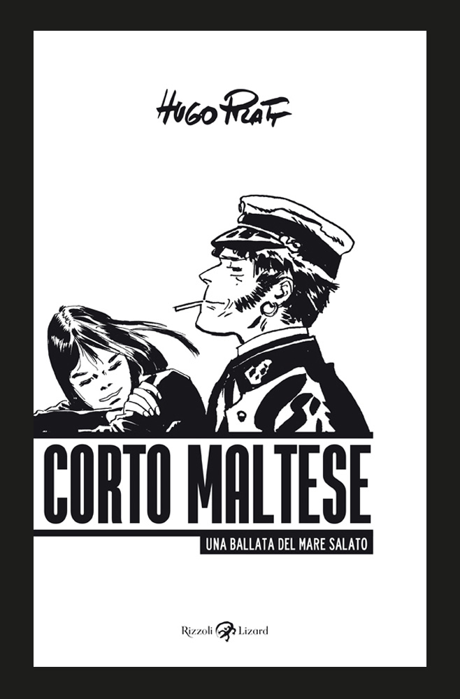 CORTO MALTESE - THE BALLAD OF THE SALTY SEA
