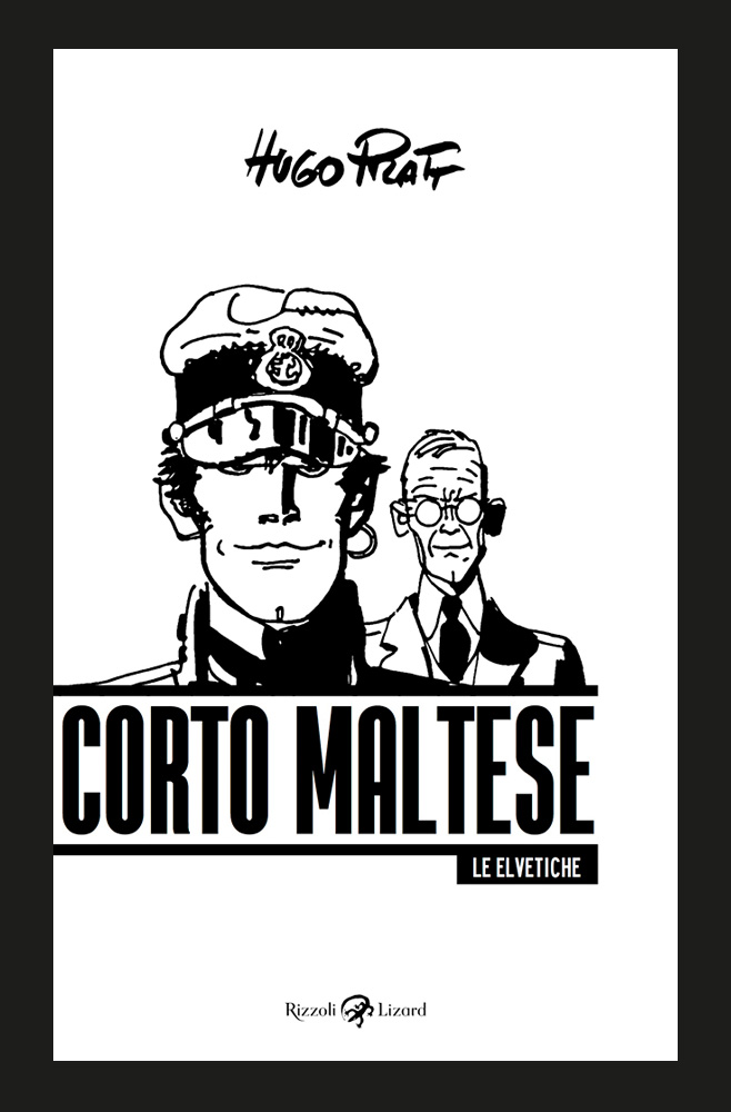 Corto Maltese - The secret rose