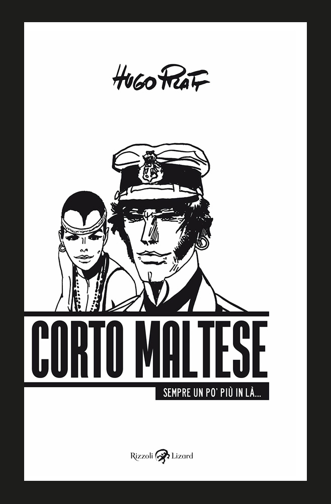 CORTO MALTESE - BEYOND THE WINDY ISLES