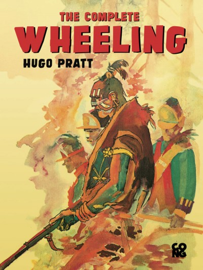 copertina del volume completo dell'eBook in lingua inglese de Wheeling