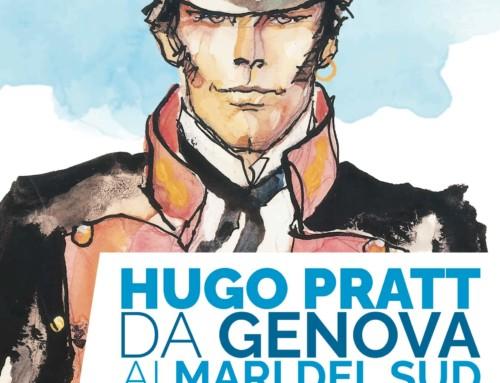 Hugo Pratt da Génova a los mares del Sur, del 14 de octubre la exposición en el Palacio Ducal