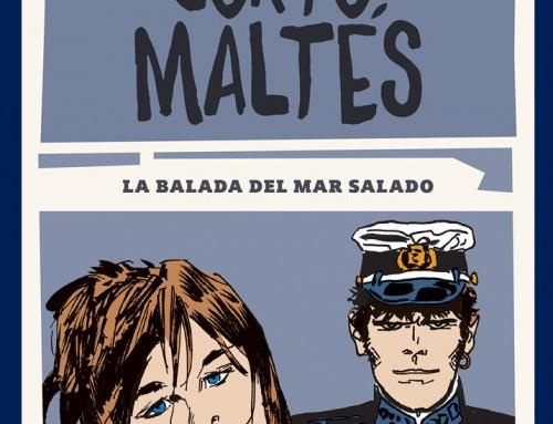 ¡Corto Maltés en español, en Itunes!