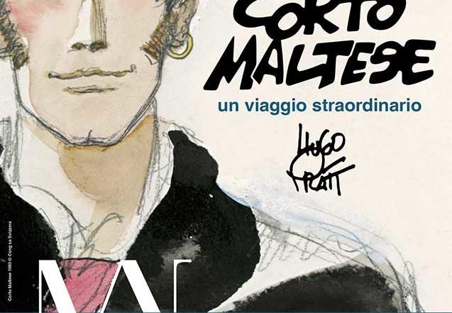 Corto Maltés, un viaje extraordinario