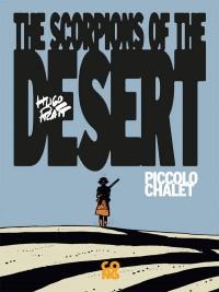 copertina del volume 2 dell'eBook in lingua inglese de Gli Scorpioni del deserto