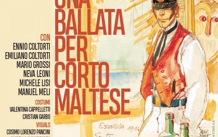 Una ballata per Corto Maltese