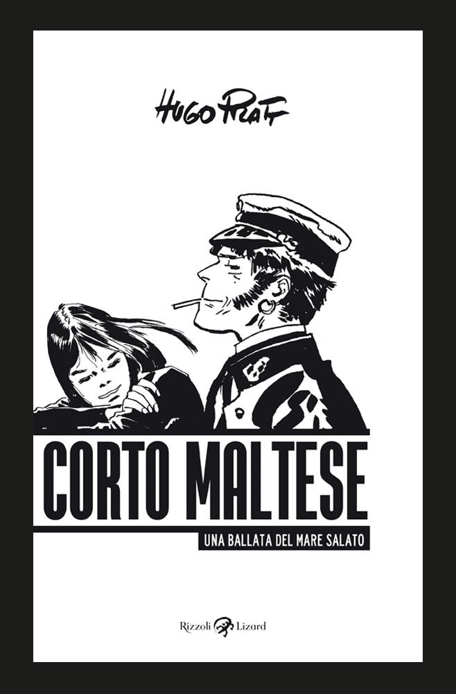 Corto Maltese 2018 LA BALADA DEL MAR SALADO