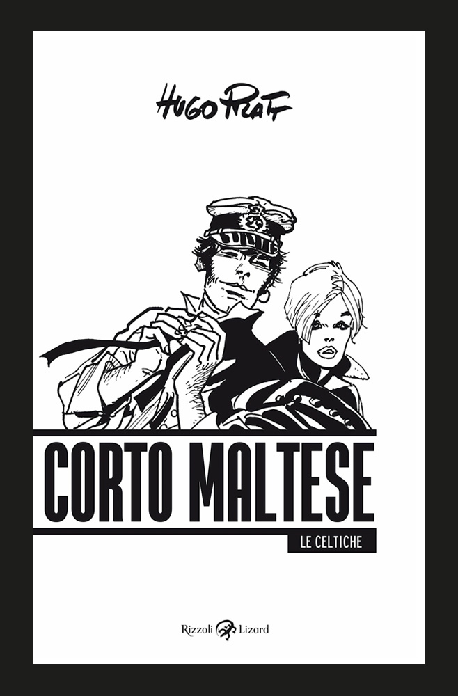 CORTO MALTESE - LAS CELTICAS