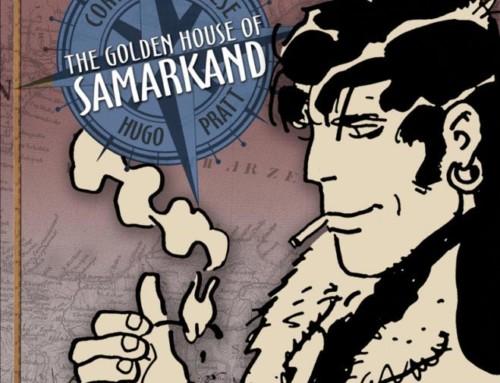 La casa dorada de Samarcanda