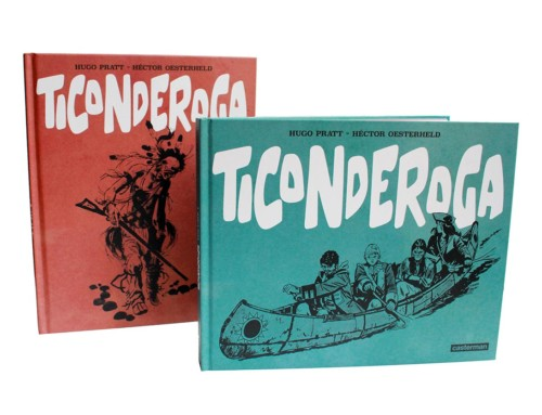 TICONDEROGA – Casterman