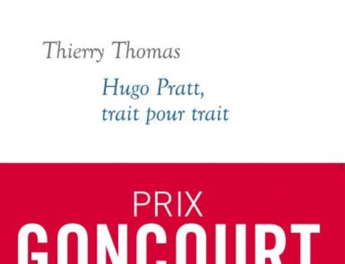Le Prix Goncourt de la biographie a été attribué à Thierry Thomas pour «Hugo Pratt, trait pour trait».