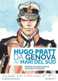 Hugo Pratt Gênes
