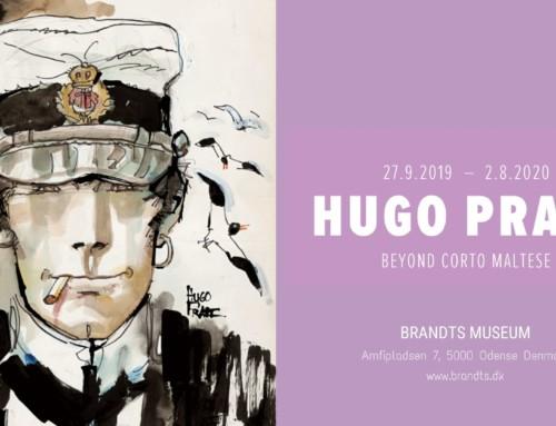 Hugo Pratt beyond Corto Maltese, depuis le 27 septembre l'exposition en Danemark