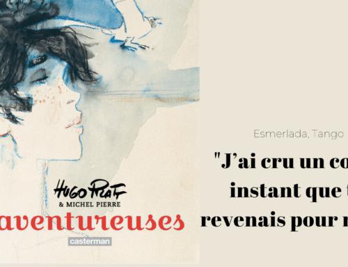 Aventureuses, Hugo Pratt&Michel Pierre