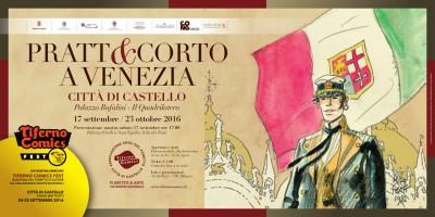 Pratt & Corto a Venezia