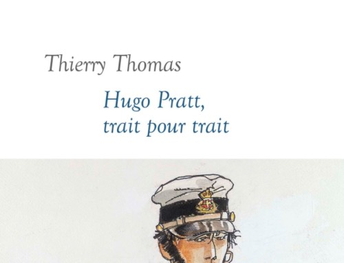 Hugo Pratt, trait pour trait de Thierry Thomas
