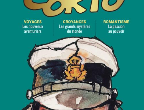 Corto Hero Book, un voyage de Geo dans le monde de Corto Maltese