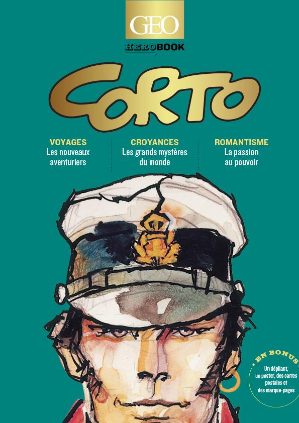 Corto Hero Book
