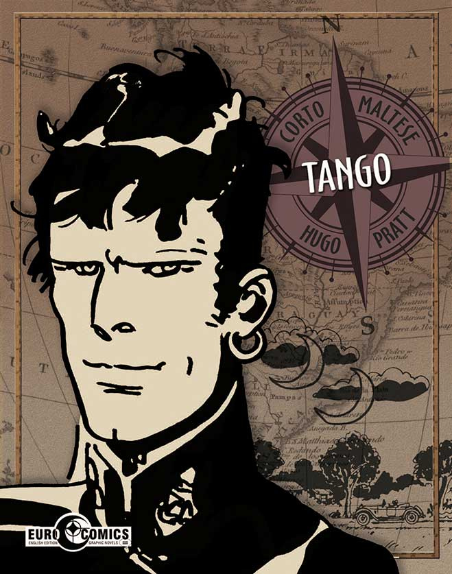 Corto Maltese. Tango IDW