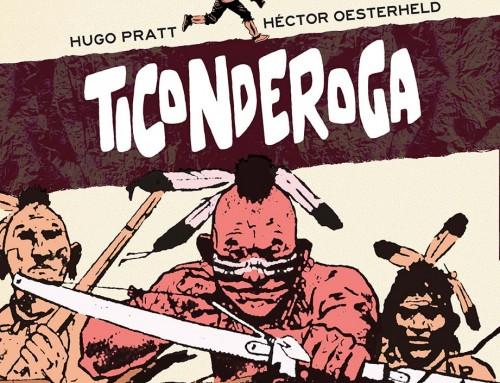 TICONDEROGA – Rizzoli Lizard