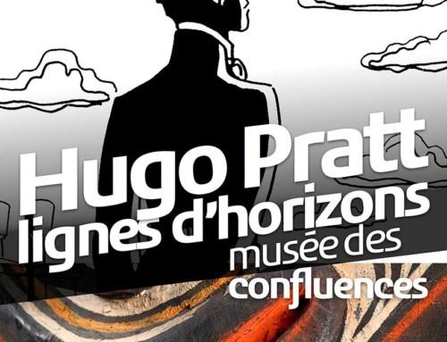 Exposition Hugo Pratt – Lignes d'horizons