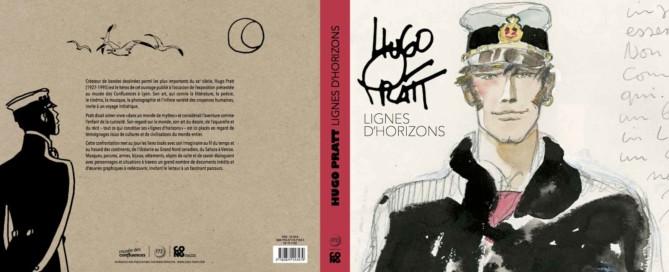 Hugo Pratt Lignes d'horizons