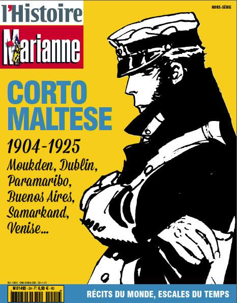 Corto Maltese. Récits du monde, escales du temps